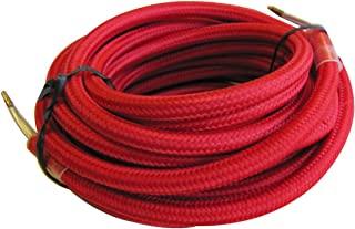 Tibelec 073610 织物电线 红色 073660