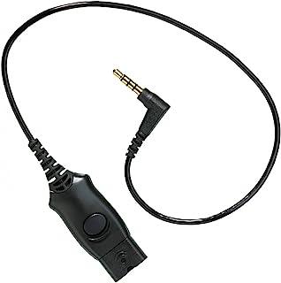 Plantronics Savi 电缆 38776-01 Reserve Base 7xx,CS 5xx