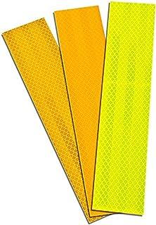 TapeCase 3M 983-23/3924S 5.08 厘米 X 30.48 厘米 - 10 983-23/3924S 醒目标记,5.08 厘米宽,30.48 厘米长(10 件装)