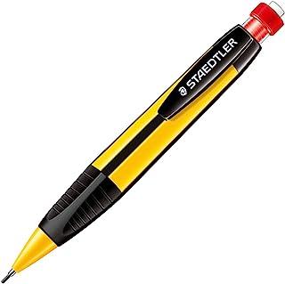 Staedtler 施德楼 三角笔杆 自动铅笔 771(1.3mm黄黑)