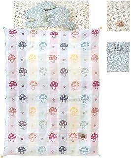 Hoppetta champignon 婴儿被褥套装 *规格 (被子+清洁垫) 18111031