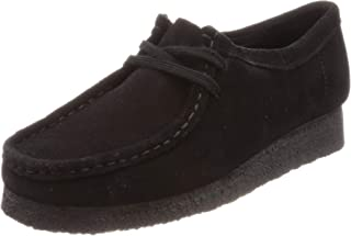 Clarks Wallabee 女式袋鼠鞋 德比鞋