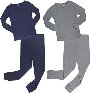 Arctic Hero 男婴 4 件套保暖长内衣套装(2 件全套)