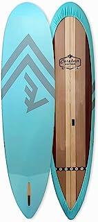 VAMO 站立桨板 4 向拉伸 UV 板套 适用于划桨板、皮艇和冲浪板 - 加勒比海