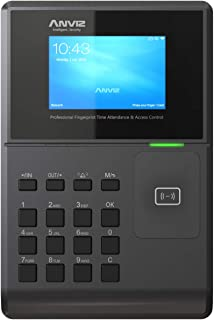 Anviz OC580 检测和入口控制: Cardrfid 和 PIN,Linux 高性能高清 3.2 英寸,TP/IP PoE 和 Wi-fi。
