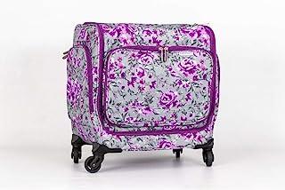 Gemini Crafter's Companion Wheelie 包-机器和工艺品收纳,紫色,均码