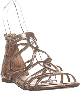 Material Girl Sira 凉鞋 金色 5M 码