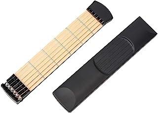 Liukouu 6 Fret 吉他 耐用便携式吉他 左手*吉他手 适合吉他初学者