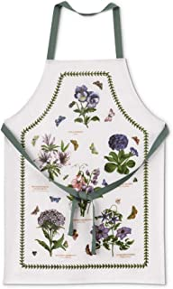 植物花园围裙,棉质,多色,81 x 59 x 1 厘米