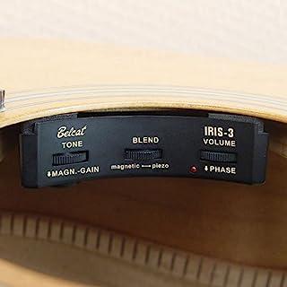 Belcat Iris 3 声音孔拾音前置放大器