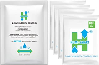 Humi-Smart 双向控制 69% RH 60 克 4 件装