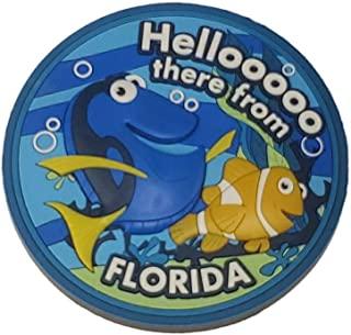 Disney Finding Nemo Hellooooo there from Florida 磁贴