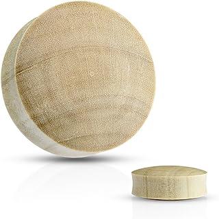 Convex 鞍形贴合鳄鱼木*隧道 - 多种尺寸可选 - 成对出售