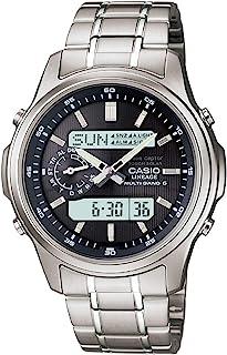Casio卡西欧 手表 Lineage 太阳能电波 LCW-M300D-1AJF 银色