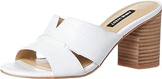 NINE WEST 女式 Wnnicolet3 高跟凉鞋