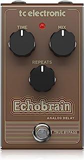 tc 电子 Echobrain 模拟延迟复古风格踏板,全模拟桶-固定电路