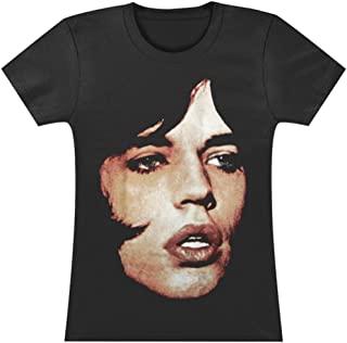 The Rolling Stones 女式 Mick Portrait 短袖 T 恤
