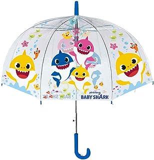 Coriex It's Raining Kids 雨伞 42/8 Man Baby Shark PVC 多色
