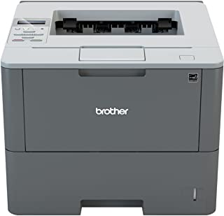 Brother HL-L6250DN A4 单色打印机 46ppm (打印机, 1.200 x 1.200 DPI, 打印气囊 40万页)