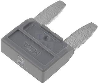 Adn-auto 3663693115450 Minival 迷你保险丝 多色 11.9 毫米 10 件套