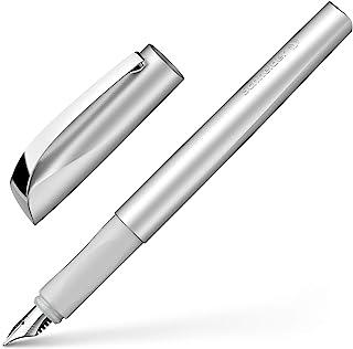 Schneider Ceod Shiny钢笔,适用于左右手,M stone grey