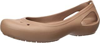 crocs 卡骆驰 Kadee 女士季节性后跟芭蕾平底鞋