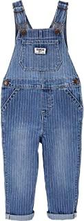 Oshkosh B'gosh 女婴柔软彩虹条纹连体裤,尺码 9 个月