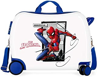 Marvel 蜘蛛侠行动儿童行李箱 蓝色(硫) 蓝色(硫)