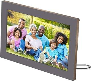 Meural Smart WiFi 数码相框,15.6 英寸高清 | 即时和私人照片共享 | 16 x 10 内置支架,壁挂 | 由 NETGEAR (MC315) (MC315GDW-100PAS) 提供