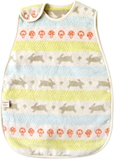 Hoppetta ラパンラパン 棉毛布三块装 多色 着丈:約60cm、身幅:約33cm