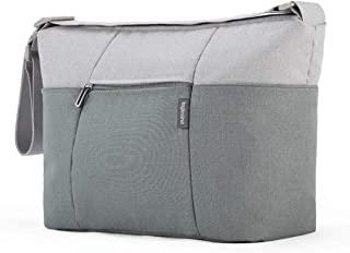 Inglesina AX35N0CYS Day Bag Trilogy,颜色 Cayman 银色,男女皆宜