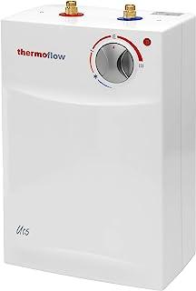 Thermoflow 台下存储器 5 升,白色,(高 x 宽 x 深):420 x 270 x 180 毫米