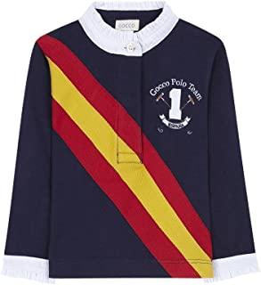 Gocco 女婴 Polo Bandera España 衬衫