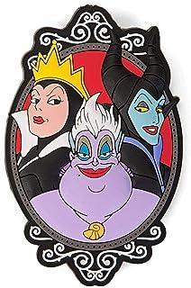 Disney 恶魔队柔软触感 PVC 磁贴冰箱,均码,多种颜色