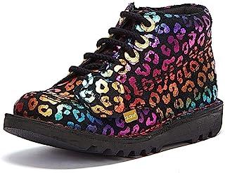 Kickers Kick Hi 女童短靴