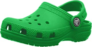 Crocs Kids' Classic K Clog 草绿色