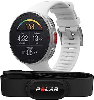 Polar Skate Co. Vantage V 运动手表,适用于跑步、骑自行车、游泳等 Precision Prime 传感器融合技术,防水,GPS 手表