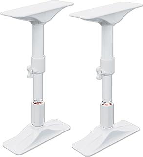 平安伸铜工业 家具防摔抽屉杆 白色 取付高さ27~35cm REQ-27