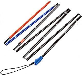 Ortovox 中性款 – 成人碳 240 超轻雪崩探针,黑色,240 厘米