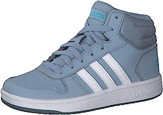 adidas 阿迪达斯 Hoops 2.0 中性儿童运动鞋