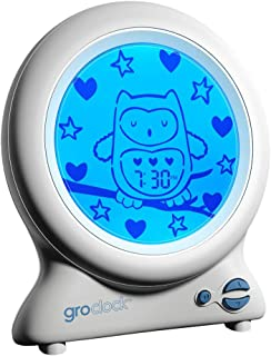 Tommee Tippee Groclock 幼儿*训练器 Ollie the Owl