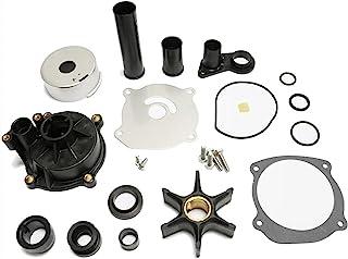 LucaSng 适合 EVINRUDE Johnson 120 130 140 150 175 25 英寸 V4 V6 水泵套件 Rpl 5001595