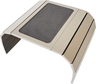 Meistar Global 沙发沙发臂托盘,带 EVA 底座。 加重侧面。 适合方形椅臂。 Fendy