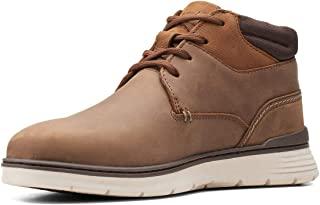 Clarks 男士 Braxin 中筒靴