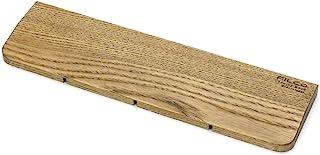 FILCO Genuine 木质护腕 S尺寸 〔宽300mm〕使用北海道产天然木材 木耳木色 日本制造 棕色 FGWR/S