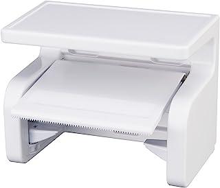 レック(Lec) r+style 卫生纸架 白色 BB-374