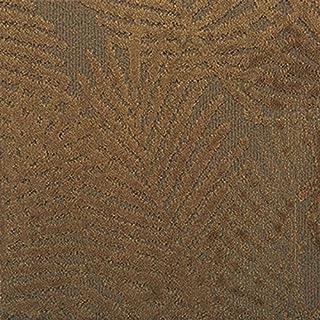 SHINKO 瓷砖地毯14块 Silva 金色 SIL-3202