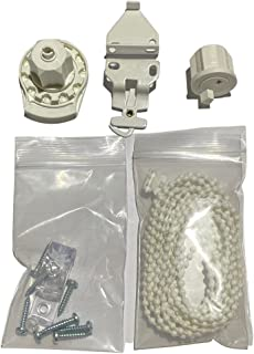 Amazing Drapery 五金遮光离合器套件适用于 32 毫米、离合器、销子、支架、环、停止、连接器、*