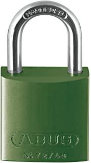 ABUS 铝挂锁 72/40 * 43600