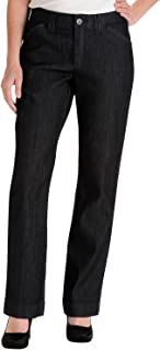 Lee Women's Comfort Fit Kassidy Straight Leg Pant